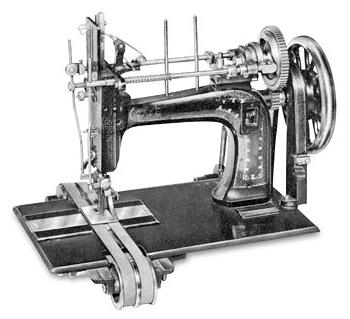 hemstitching machine